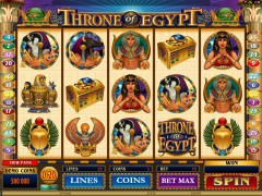 Throne Of Egypt igralni aparati aparati77.com Quickfire 1/5