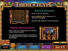 Throne Of Egypt igralni aparati aparati77.com Quickfire 3/5