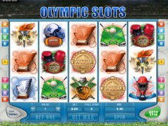 Olympic Slots - GamesOS