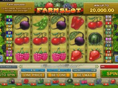 Farm Slot - GamesOS