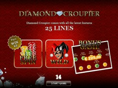 Diamond Croupier - World Match