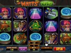 Dr Watts Up - Microgaming