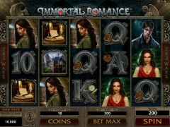 Immortal Romance - Microgaming