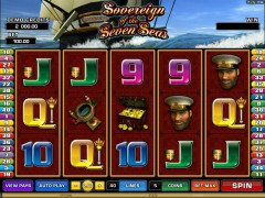Sovereign Of The Seven Seas - Microgaming