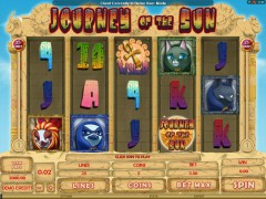 Journey Of The Sun igralni aparati aparati77.com Microgaming 1/5