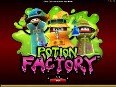 Potion Factory - Microgaming