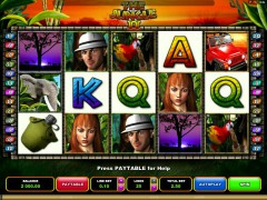 The Jungle II - Microgaming