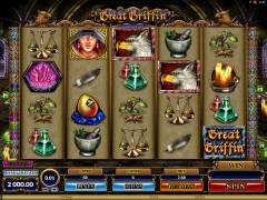 Great Griffin - Microgaming