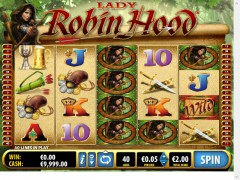 Lady Robin Hood - Bally