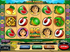 Big kahuna snakes and ladders - Microgaming