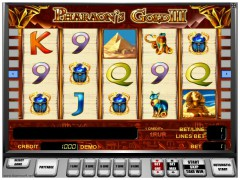 Pharaohs gold III - Novomatic