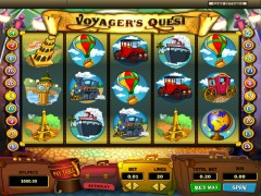 Voyager's Quest - Topgame