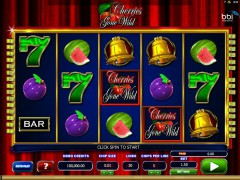 Cherries Gone Wild - Microgaming