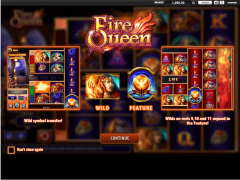 Fire Queen - William Hill Interactive