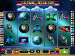 Cosmic Invaders - Microgaming
