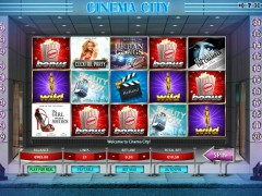 Cinema City igralni aparati aparati77.com Gamescale 1/5