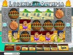 Legends of Olympia - Saucify