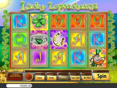 Lucky Leprechauns - Saucify
