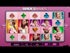 Brides Maids - Quickfire