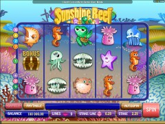 Sunshine Reef - Wagermill