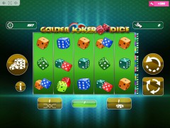 Golden Joker Dice - MrSlotty