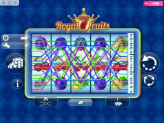 Royal7Fruits igralni aparati aparati77.com MrSlotty 4/5