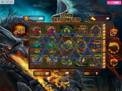 Super Dragons Fire igralni aparati aparati77.com MrSlotty 4/5