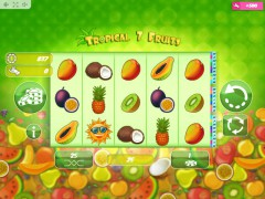 Tropical7Fruits igralni aparati aparati77.com MrSlotty 1/5
