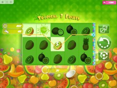 Tropical7Fruits igralni aparati aparati77.com MrSlotty 2/5
