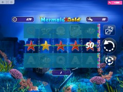 Mermaid Gold igralni aparati aparati77.com MrSlotty 2/5